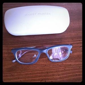 Warby Parker Sullivan glasses